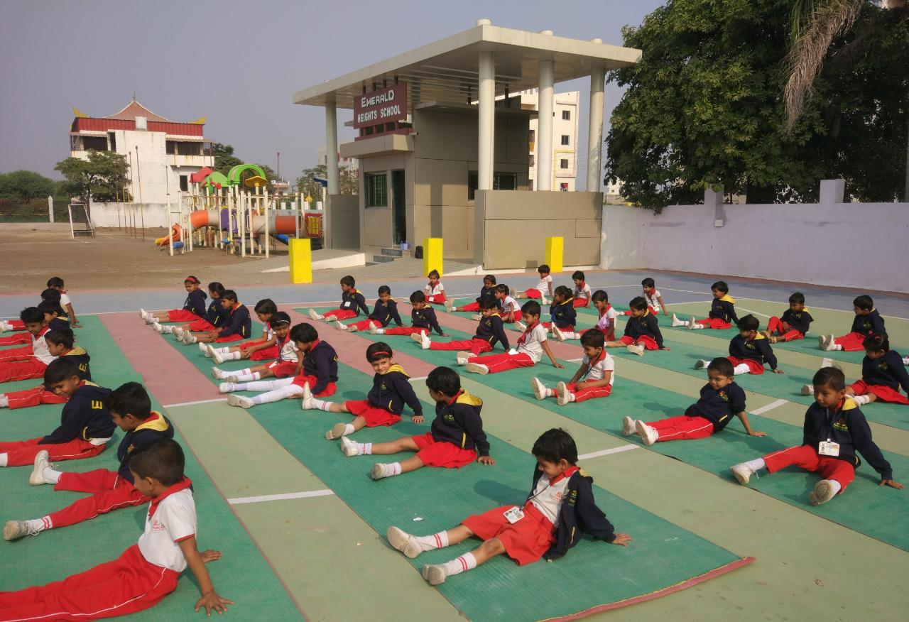 Every Child is Important at EHS Akola
